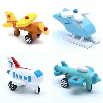4 Pcs Planes Plane Toys Mini Plane Model Aircraft Glider