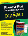 iPhone and iPad Game Development For Dummies by Paris Buttfield-Addison, Neal Goldstein, Jon Manning (Paperback, 2010)