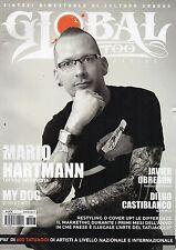 Global Tattoo 2016 3#Mario Hartmann,Javier Obregon, Diego Castiblanco,jjj