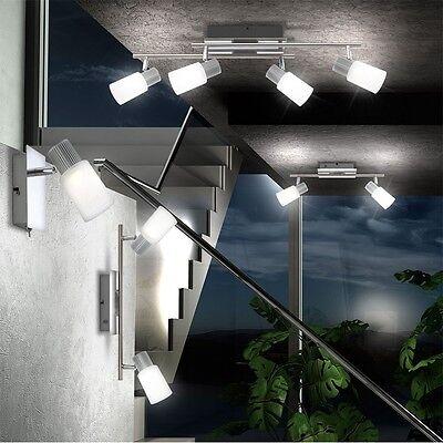 LED Strahler Deckenstrahler Wohnzimmer Wandstrahler Wandleuchte Lampe Leuchte