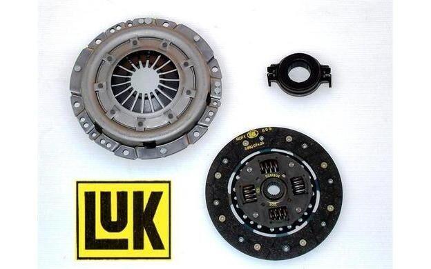 LUK Kit de embrague 240mm AUDI A4 A6 624 3311 00