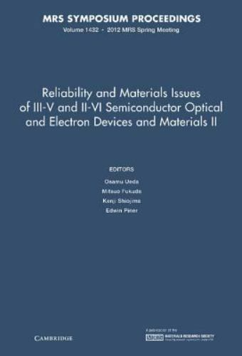 Materials Issues in Amorphous-Semiconductor Technology: Volume 70 (MRS Proceed..