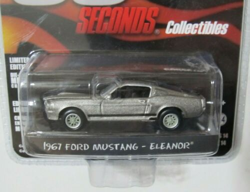 GREENLIGHT HOLLYWOOD S14 GONE IN 60 SECONDS ELEANOR 1967 MUSTANG SHELBY GT-500