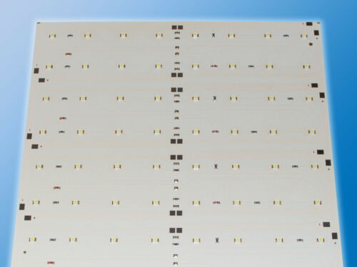 LED Panel240x240mmKalt Weiß6000K24V64LEDs LötanschlussVergilbt