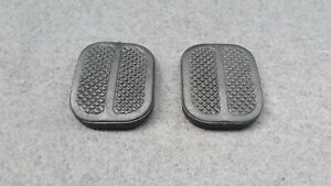 Clutch Peugeot Citroen Fiat New Foot Pedal Cover Pad Rubbers Pair Brake
