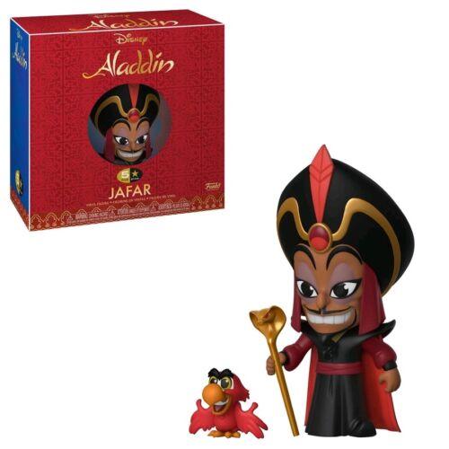 Aladdin - Jafar with Iago 5-Star Vinyl Figure