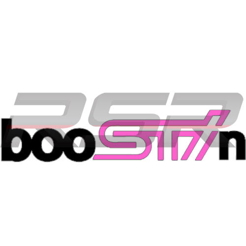 booSTIn Two Color vinyl sticker decal FOR JDM Block WRX STI hoonigan AWD Turbo