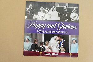 Happy-amp-Glorious-Royal-Weddings-On-Film-documentary-British-DVD-Region-2