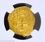 COLOMBIA-1699-034-DATED-034-2-ESCUDOS-034-1715-FLEET-034-NGC-63-GOLD-COB-DOUBLOON-TREASURE thumbnail 3