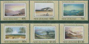 New-Zealand-1988-SG1484-1489-Heritage-Land-set-MNH