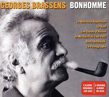 Georges Brassens, George Brassens - Bonhomme [New CD] UK - Import