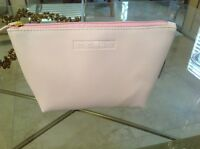 Mally Beauty Pink Cosmetics / Makeup Bag - Brand