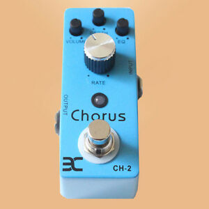 eno ch 2 chorus guitar effect pedal true bypass free shipping to usa 705701512424 ebay. Black Bedroom Furniture Sets. Home Design Ideas