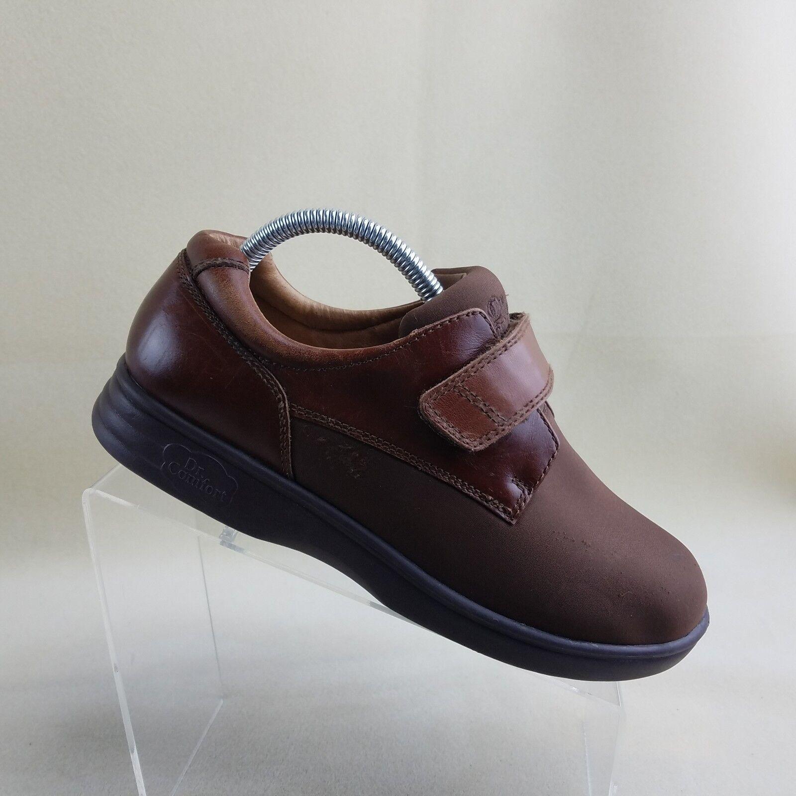 le dr confort  s 150  150 s annie 4520 Marron  diabétique 9.5w # g75 chaussures orthopédiques sz d6ac40