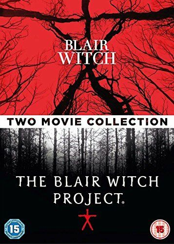 Blair Witch Double Pack (The Blair Witch Project/Blair Witch) [DVD] [2016]