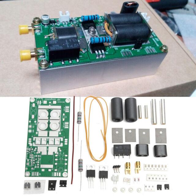 diy kits 70w ssb linear hf power amplifier for yaesu ft 817 kx3 ebay. Black Bedroom Furniture Sets. Home Design Ideas