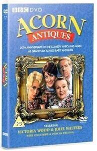 Acorn-Antiques-Victoria-Legno-Julie-Walters-Celia-Imrie-BBC-Region-2-amp-4-DVD-Nuovo