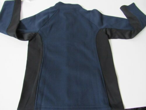 Spyder Constant Core Waffle-Knit Full Zip Sweater Jacket KIDS Boys size M L XL