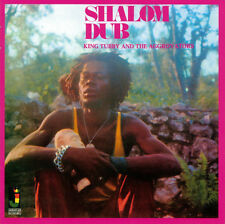 KING TUBBY & THE AGROVATORS SHALOM DUB NEW CD £9.99