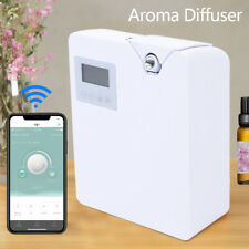 180ml Waterless Nebulizing Scent Machine Essential Oil Diffuser With APP Control