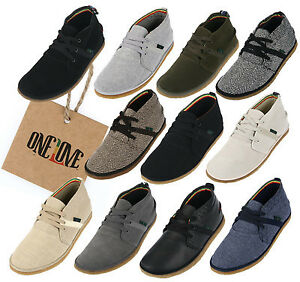 Bob-Marley-Pipeline-Chukka-Casual-Mens-Shoes-5-Styles-and-Multiple-Colors
