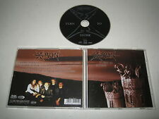 XIRON/TURN TO STONE(IRON GLORY/IG 1014)CD ALBUM