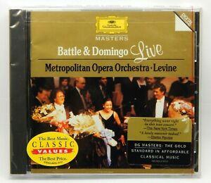 Kathleen-Battle-amp-Placido-Domingo-Live-Levine-NEW-CD-Apr-1995-DG-USA