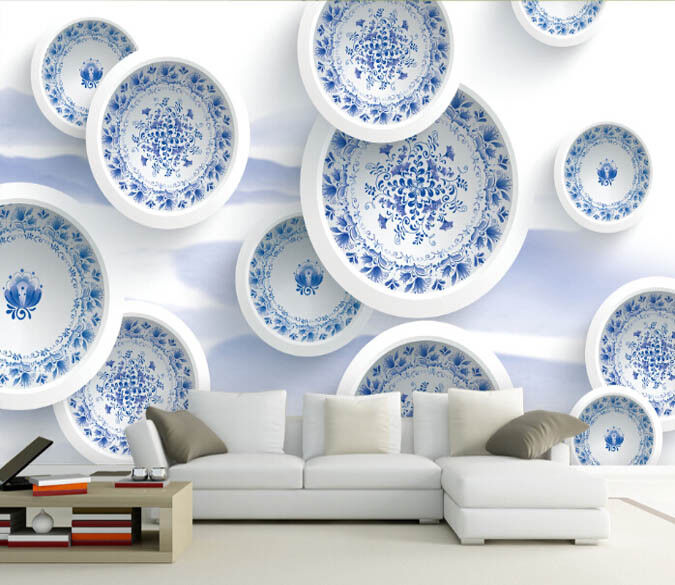 3D Ethnische Textur 572 Tapete Tapeten Mauer Foto Familie Tapete Wandgemälde DE