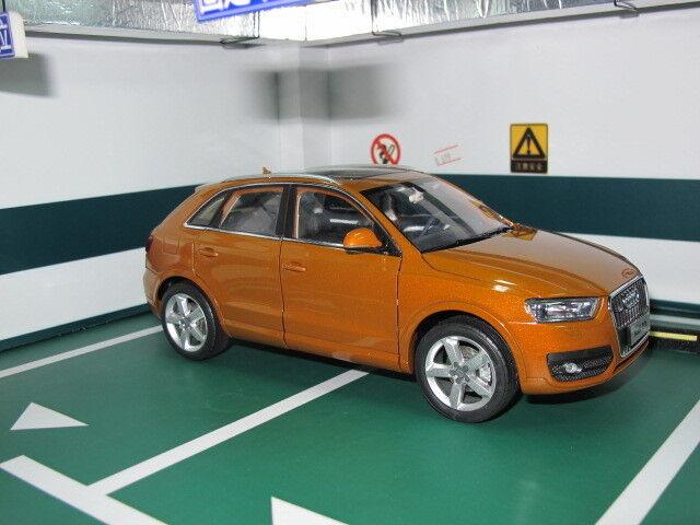 Audi FAW Q3 SUV 1 18 model car