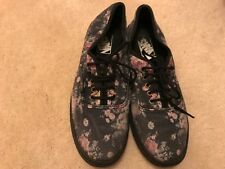 842455b197 item 2 Vans Black Pink Floral Women s Pumps Size 8.5 US or 6.5 Uk -Vans  Black Pink Floral Women s Pumps Size 8.5 US or 6.5 Uk
