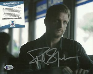 PAUL-SPARKS-Signed-8X10-PHOTO-autograph-BECKETT-BAS-COA-authentic-BOARDWALK-EMPI