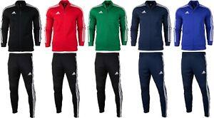 Adidas-Tiro-19-Training-Mens-Full-Tracksuit-Zip-Top-Bottom-Jacket-Pants-Football
