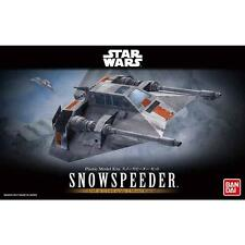 Bandai STAR WARS SNOWSPEEDER SET - 1:48 & 1:144 2 SCALE MODEL from Japan