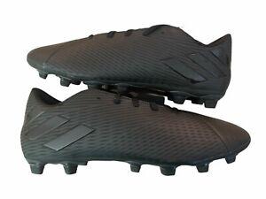 adidas-Men-039-s-Nemeziz-19-4-Flexible-Ground-Boots-Soccer-Shoes-Size-11-Black-New