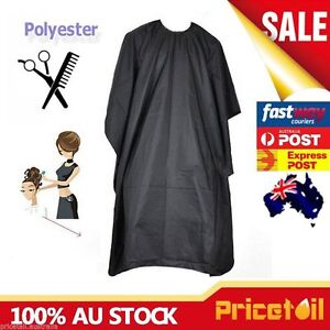 2x-OZ-Barber-Gown-Cloth-Hair-Cutting-Hairdressing-Cape-Nylon-Styling-Pro-Salon
