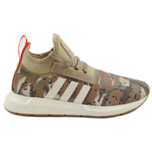 Details zu Adidas Herren Winter Sneaker Swift Run Barrier CarDboWhiTinOrange B37702