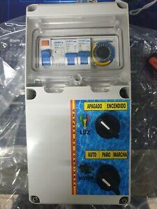 Cuadro-electrico-para-Piscina-con-Transformador-AC-50w