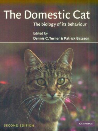 The Domestic Cat: The Biology of its Behaviour by