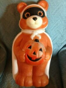 VINTAGE-1995-HALLOWEEN-EMPIRE-24-034-HALLOWEEN-BEAR-BLOW-MOLD-2