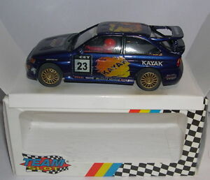 Team Slot Ford Escort Cosworth 3ème Univers 1997 1997 Kayak2 Lted.ed Mb