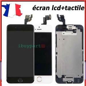 BLOC-COMPLET-TOUT-ASSEMBLE-VITRE-TACTILE-ECRAN-LCD-RETINA-IPHONE-6-BLANC-amp-NOIR