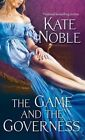 The Game and The Governess by Kate Noble Book Paperback Softback