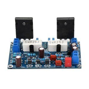 Aiyima-Dual-DC-35V-2SC5200-2SA1943-Mono-Channel-HIFI-Audio-Amplifier-Board-100W