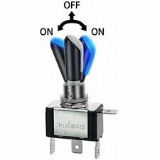 Heavy Duty Rocker Toggle Switches 12v 20a Car 4 Pin Spdt Spst On Off On Mini Led