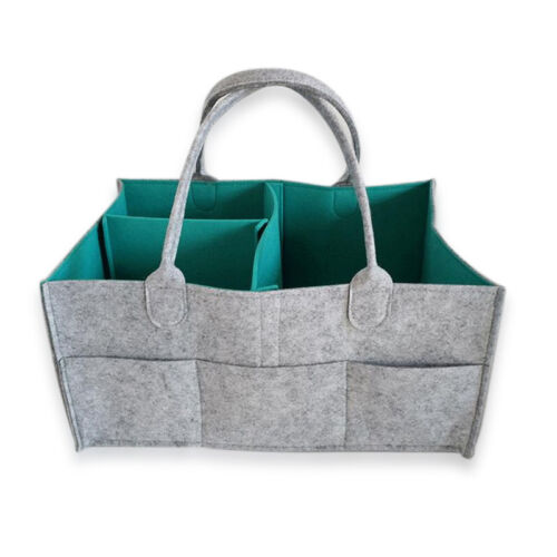 Baby Diaper Organizer Caddy Changing Nappy Kid Storage Carrier Bag Box HOT SALE
