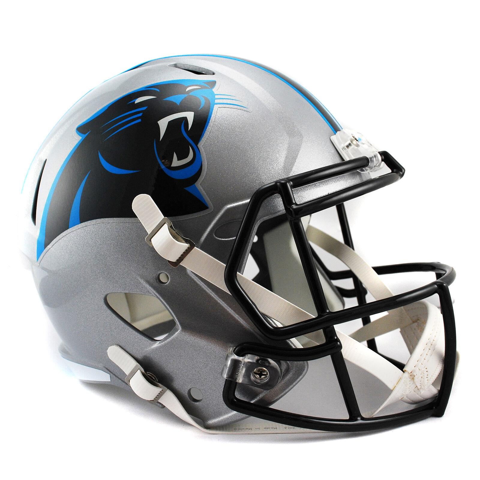 NFL Carolina Panthers Speed Replik Football Football Football Helm Fan Artikel Unisex Fanatics b9b2a9