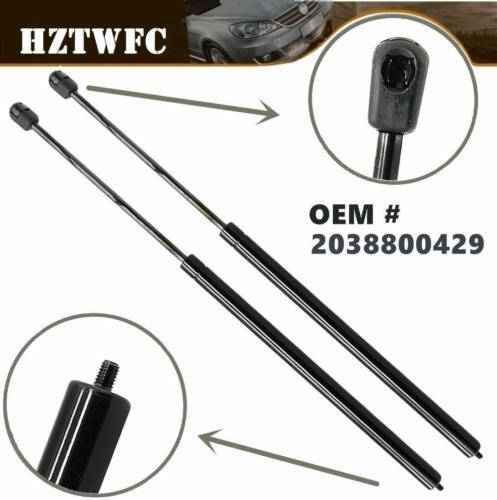 2Pcs Front Hood Lift Support Shock Damper Strut Compatible 2038800429