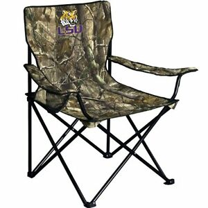 Remarkable Details About Ncaa Louisiana State Fightin Tigers Realtree Camo Big Boy Folding Chair Unemploymentrelief Wooden Chair Designs For Living Room Unemploymentrelieforg