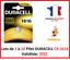 miniatuur 4 - Piles CR-2032  DURACELL / Autre modèle: CR-1220-1616-1620-2016-2025-2430-2450
