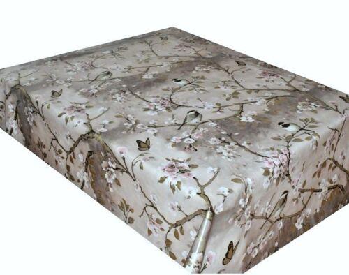 Lavables nappe en plastique vinyle toile cirée table housse protecteur 140 x 200 cm